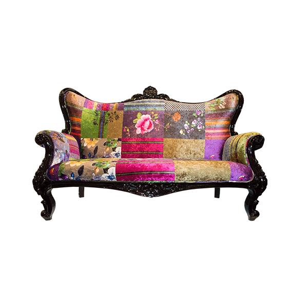 Dior Patchwork Sofa