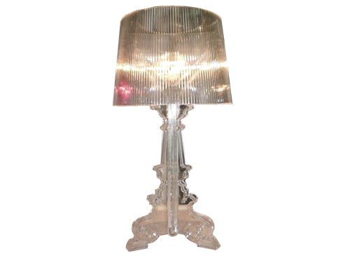 Philippe starck clear table lamp the lounge home lounge areas lamps table lamps aloadofball