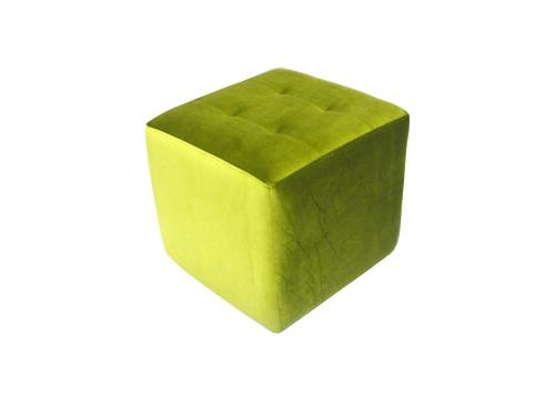 Astounding Velvet Lime Green Ottoman Forskolin Free Trial Chair Design Images Forskolin Free Trialorg