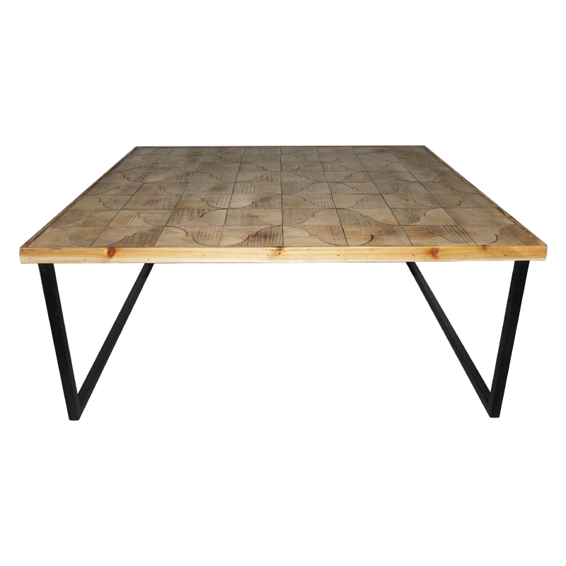 Oak Coffee Table Large The Lounge